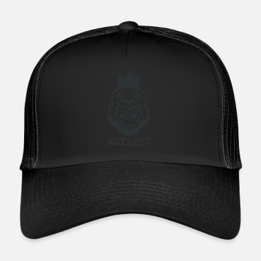 Royalty Gorilla - Royalty - Trucker Cap