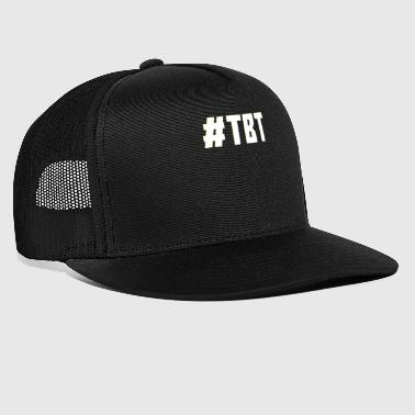 Thursday Review TBT Throwback Thursday - Trucker Cap