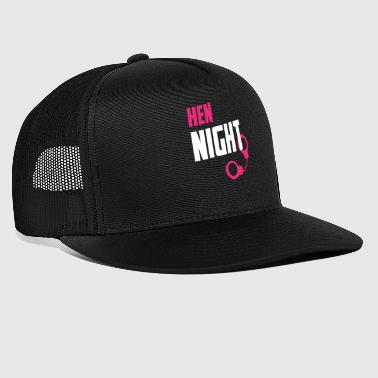 Hen Night HEN NIGHT T-SHIRT - Trucker Cap