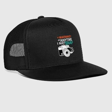 snap - Trucker Cap