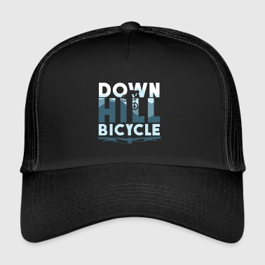 Downhill Bike Slopestyle Bike Dirt - Trucker Cap