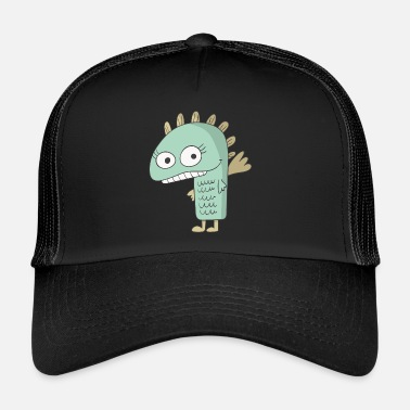 Monstre monstre - Trucker Cap