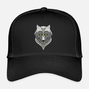 Lupo lupo - Trucker Cap