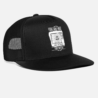 Tv sei quello che guardi TV TV TV - Cappello trucker