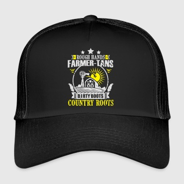 Bauer Farmer Dirty Boots - Trucker Cap