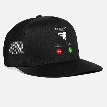Bboy Appel Appel mobile bboy breakdance Breakin - Casquette trucker