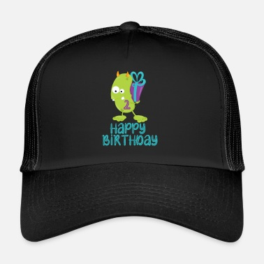 2nd 2nd birthday, 2nd birthday - Trucker Cap