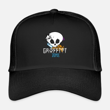 Graffiti Grafitti - Trucker Cap