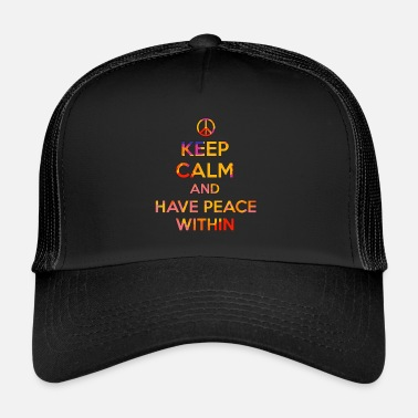 G8 Peace Birthday T-Shirt Gift Idea - Trucker Cap
