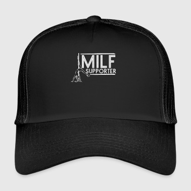 Milf Mom Striper Shirt Gift Club Striptease - Gorra de camionero