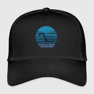 Hide and Play Champignon Lochness - Trucker Cap