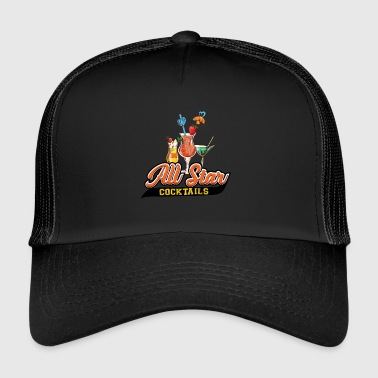 Cocktail cocktails - Trucker Cap