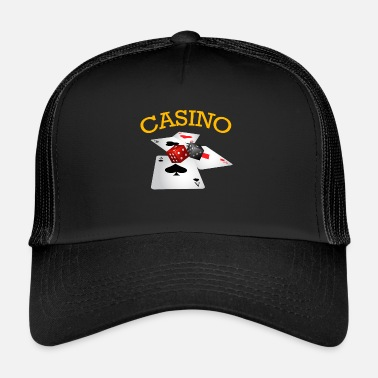Casino Casino Blackjack - Trucker Cap