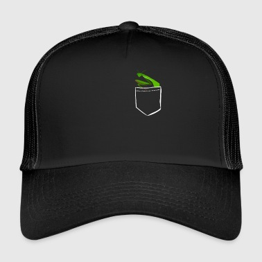 Pocket Godmother Pocket Monster Gifts - Trucker Cap
