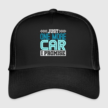 Classic Car cars - Trucker Cap