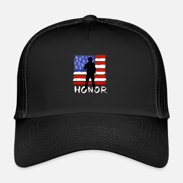 Us Army Sotilas Usa Soldier Us Army - Trucker Cap