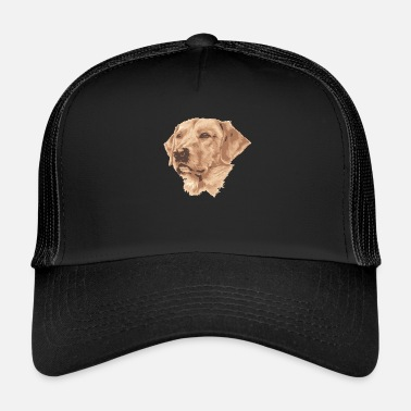 Golden Retriever Golden retriever - Trucker Cap