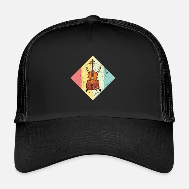 Double Bass double bass - Trucker Cap