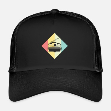 Pianoforte pianoforte - Trucker Cap