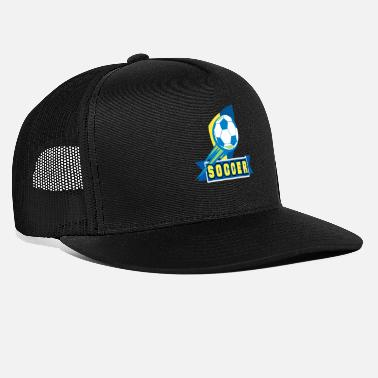 Partita Di Calcio partita di calcio - Cappello trucker