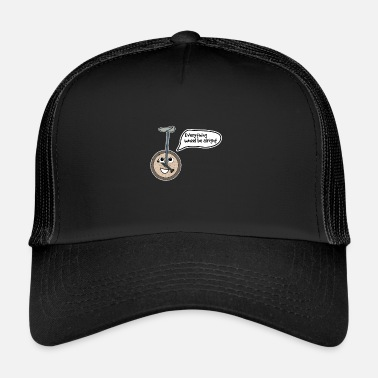 Monocycle monocycle - Trucker Cap