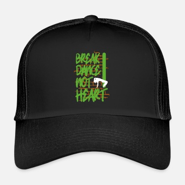 Break-dance Dancing break dance - Gorra de camionero