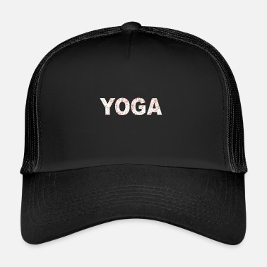 Health Yoga India Peace Health - Trucker Cap