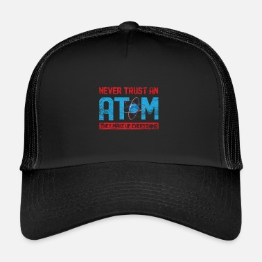 Atoom atoom - Trucker Cap