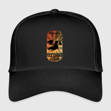 Sea Lion Sea Lion - Trucker Cap