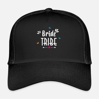 Tribe Bride tribe - Trucker Cap