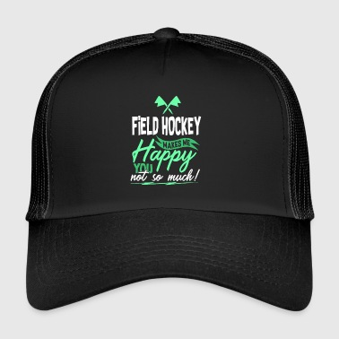 Field Hockey Field Hockey - Field Hockey - Trucker Cap