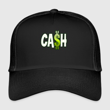 Cash Cash - Trucker Cap