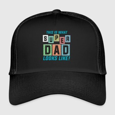 Whatever Great dad! - Father / Dad - Tshirt - Gift - Trucker Cap