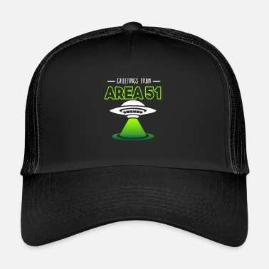 Area 51 Area 51 - Trucker Cap