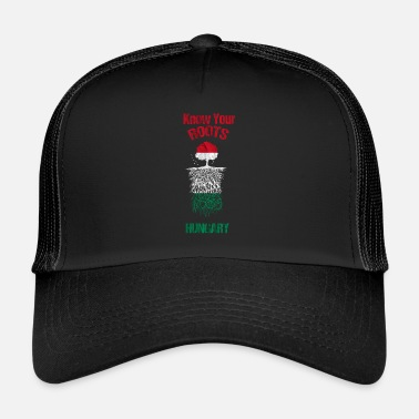 Ungherese Regalo ungherese ungherese di Budapest - Trucker Cap