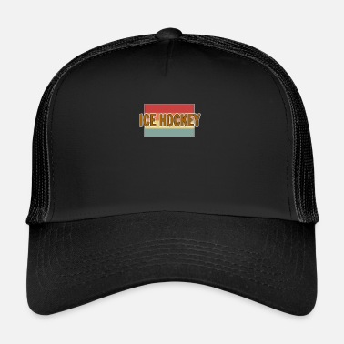 Hockey Ice hockey - Trucker Cap