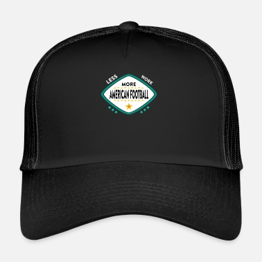 Football American football - Trucker Cap