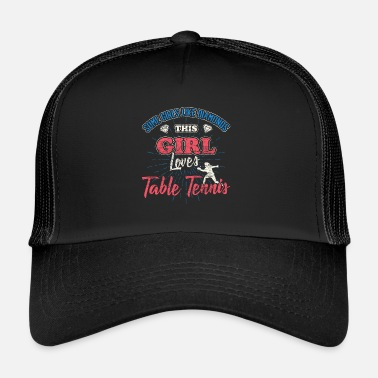 Association Bordtennisspelare Gift Association Tournament - Trucker Cap