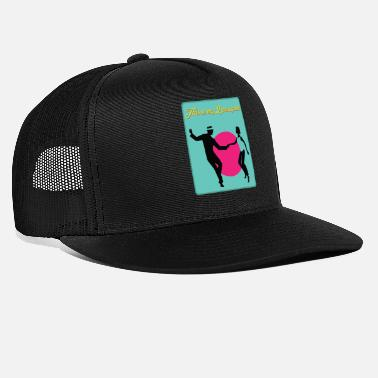 Dance Couple Dancing couple dance shirt - Trucker Cap