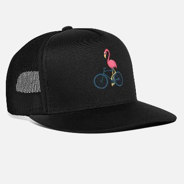 Hip FLAMINGO FIETS - Trucker cap