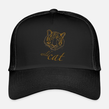 Wild wild cat - Trucker Cap