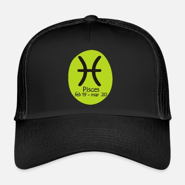 Horoscope Pisces Horoscope - Trucker Cap