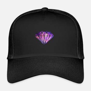 Diamanter diamant diamant - Trucker Cap