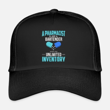 Pharmacy Pharmacist Gift - Pharmacy Pharmacy Pharmacy - Trucker Cap