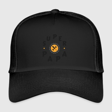 Super Papa Bricoleur - Trucker Cap