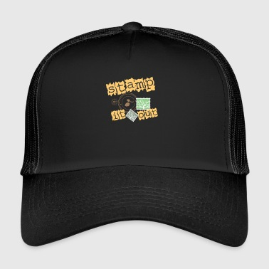 Collectionneurs de timbres - Trucker Cap