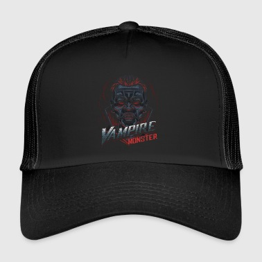 Count Royal Count Dracula Vampires Vlad - Trucker Cap
