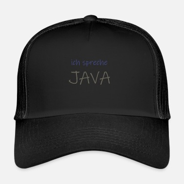 Java Java - Trucker Cap