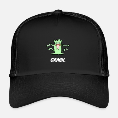 Monster monster - Trucker Cap