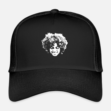 Afro Afro - Casquette trucker
